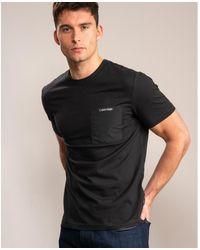 Calvin Klein Nylon Pocket - Black