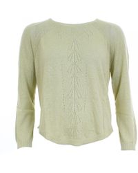 Thought - Annabel Womens Hemp Knit Top - Lyst
