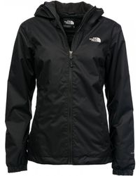 The North Face Womens Quest Insulated Jacket - Black