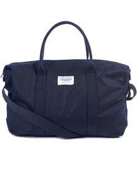 Barbour Eadan Holdall Bag - Blue