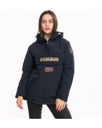 Napapijri Jacket - Blue
