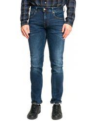 Tommy Hilfiger Straight Denton Pstr Jean - Blue