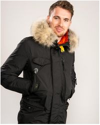 Parajumpers Right Hand Light Jacket - Black