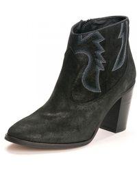 Kanna Adele Bunny Boot - Black