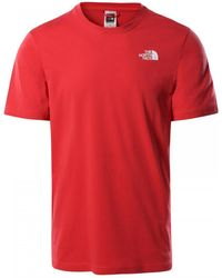 The North Face S/s Redbox