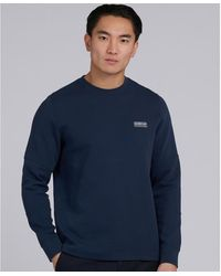 Barbour Decal Top - Blue