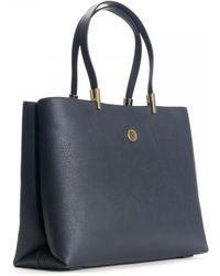Tommy Hilfiger Th Core Tote - Blue