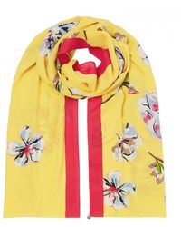Joules Conway Scarf - Yellow