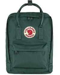 Fjallraven Kanken Classic Backpack - Green
