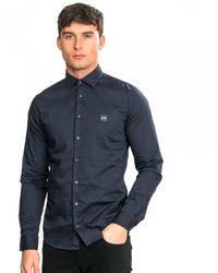 BOSS by Hugo Boss Mypop_22 Shirt - Blue