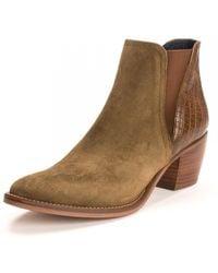 Kanna Every Cortinacoco Boot - Brown