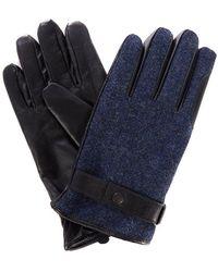Barbour | Acomb Tweed Glove | Lyst