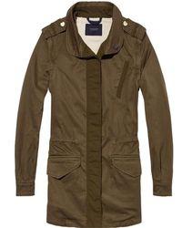 Maison Scotch - Army Womens Jacket - Lyst