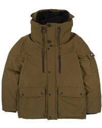 Penfield Mens Antero Jacket - Green