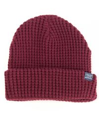 Joules Bamburgh Knitted Mens Hat (z) - Red