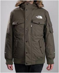 The North Face Rec Gotham Jacket - Green