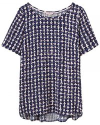 Joules - Hannah Woven Shell Top - Lyst