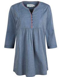 Seasalt - Hensbarrow Ladies Shirt (aw16) - Lyst