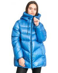 Woolrich Packable Birch Jacket - Blue