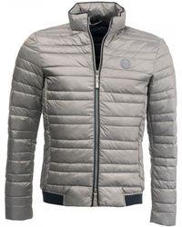 Armani Exchange Armani Puffer Jacket - Gray