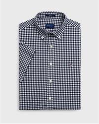 GANT M Shirts .3046701 Mar.3046701 - Grey