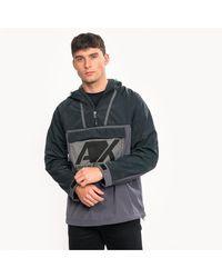 Armani Exchange Armani Caban Jacket - Black
