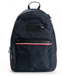 Tommy Hilfiger Modern Nylon Backpack - Blue