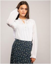 Tommy Hilfiger Ruth Blouse - White