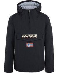 Napapijri Rainforest Winter Jacket - Black