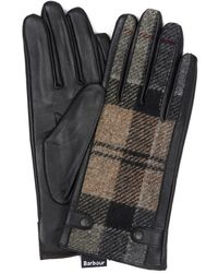 Barbour Galloway Womens Glove - Black