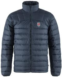 Fjallraven Expedition Pack Down Jacket - Blue