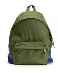Eastpak Padded Pakr Brimblock Backpack - Green