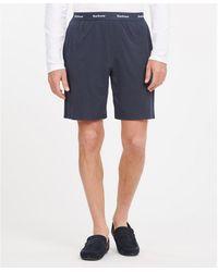Barbour Abbott Shorts - Blue