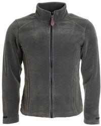 Aigle - Clerks Mens Fleece Jacket - Lyst