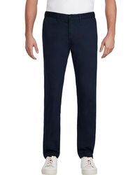 Tommy Hilfiger Tapered Tech Stretch Twill Flex Jeans - Blue