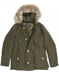 Woolrich Arctic Anorak - Green