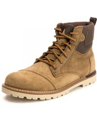 TOMS - Twig Oiled Suede Mens Ashland Boot - Lyst