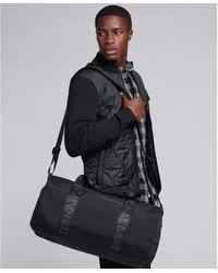 Barbour Endo Gym Bag - Black