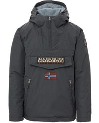 Napapijri - Rainforest Pocket Mens Jacket - Lyst