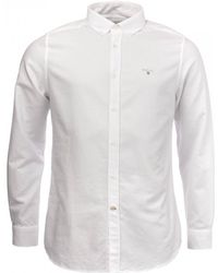 Barbour - Oxford 3 Tf Mens Shirt - Lyst