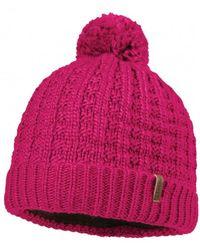 Schoffel Knitted Womens Dublin Hat - Pink