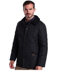 Barbour Liddesdale Quilted Jacket - Black