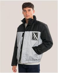 Armani Exchange Jacket - Black