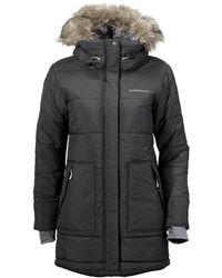 Didriksons Eris Ladies Jacket - Black