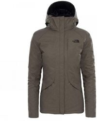 The North Face Inlux Insulated Ladies Jacket - Multicolor