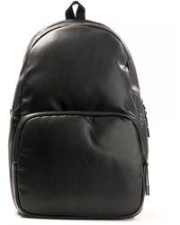 Armani Exchange Mens Mens Backpack - Black