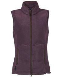 Musto - Glemsford Fleece Ladies Gilet - Lyst