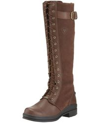 Ariat - Coniston H2o Ladies Tall Boot - Lyst