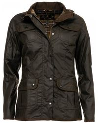 Barbour Utility Ladies Jacket - Green
