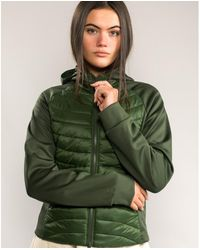 Barbour Pier Jacket - Green